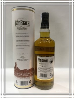 Whisky The Benriach 12 Años