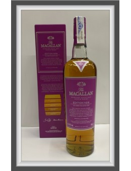 Whisky The Macallan Edition...