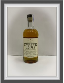 Whisky Copper Dog