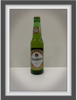 Cerveza Presidente