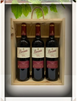 Estuche Rioja Beronia