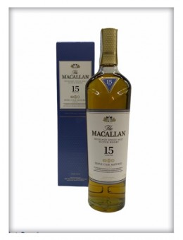 Whisky The Macallan 15 años