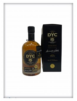 Whisky Dyc 15 años
