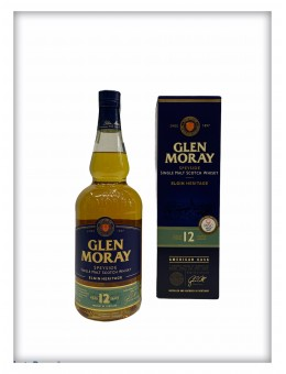 Whisky Glen Moray 12 años