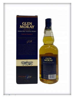 Whisky Glen Moray Elgin...