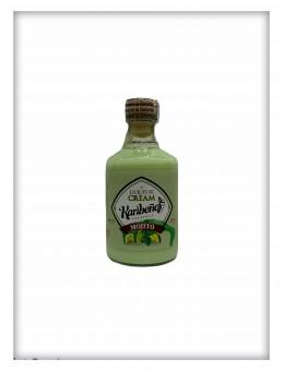 Liqueur Cream Karibeño Mojito