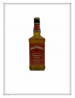 Whisky Jack Daniels Fire