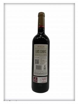 Vino Luis Cañas Reserva