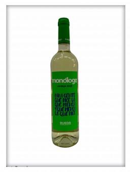 Vino Monólogo Blanco