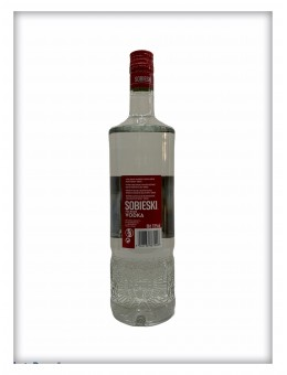 Vodka Sobieski 1l.