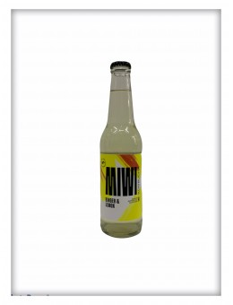 Kombucha Miwi Ginger & Lemon