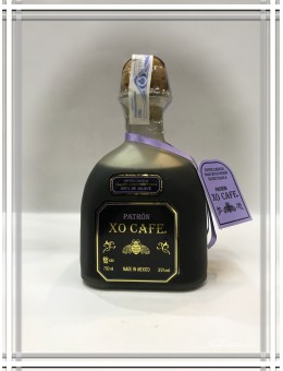 Licor Patrón  XO Cafe